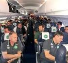 巴甲球队赴南美比赛途中遇空难 机上72人伤亡不明