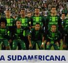 坠毁客机巴西球队合照曝光 原计划前往哥伦比亚比赛