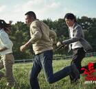 《追捕》威尼斯首映 河智苑谈中日英台词:已尽力了