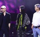《中国之星》冠军夜三大战队师徒同台 崔健林忆莲合唱