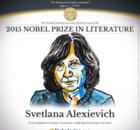 [独家]白俄罗斯作家阿列克谢耶维奇获2015年诺贝尔文学奖