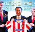 韩媒:万达会让长期陷入泥潭的中国足球有所提升
