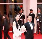 """白凯南威尼斯电影节走红毯被称为""""八线相声演员"""""""