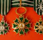 阿列克谢耶维奇曾获颁法国骑士勋章