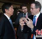 中国主动承担责任应对气候变化