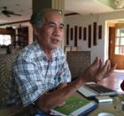 台湾休闲农业教父张清来:希望大陆农民能来看看
