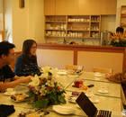 凤凰佛教北美交流团参访佛光山纽约分会