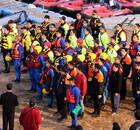 台湾复兴航空空难致43死 罹难者遗体全部找回(图)