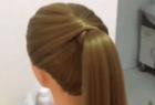 马尾辫or丸子头 你pick哪款清爽发型?