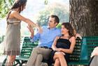 女儿已经三岁,丈夫却在婆婆怂恿下去公园相亲