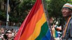 """台湾通过同性伴侣婚姻法 民进党趁机炒作""""台独"""""""