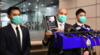 """香港一网上社交平台现""""杀警攻略"""""""