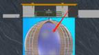 """中国科学家在广东建造超大""""水晶球""""捕捉宇宙""""幽灵粒子"""""""