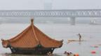 中国212条河流发生超警以上洪水 鄱阳湖各水文站全线告急