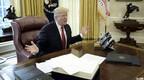 """特朗普拒签2.3万亿美元支出法案 拜登:将导致""""毁灭性的后果"""""""
