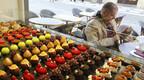 你敢吃嗎?捷克咖啡館出售冠狀病毒造型甜點