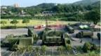 """美国代表团专机抵台前 台军在机场附近部署""""爱国者""""导弹"""