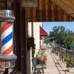 为什么每个理发店门口都有彩色的柱子?真相令人震惊...