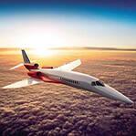 超音速公务飞机问世
