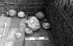 北京考古新发现汉代窑址 摆放整齐青砖极为少见(图)
