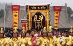 """海外侨胞黄帝陵共祭""""人文初祖""""追根溯源话传承"""