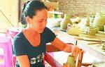 海南黎族陶艺的特殊讲究:女人制陶 男人莫近