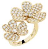 春天你应该拥有这些花朵珠宝 珠宝盒中的必备单品!