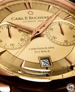 马利龙飞返计时码表 绅士腕上的精密时计