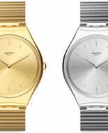戴上金色腕表一秒回到黄金年代