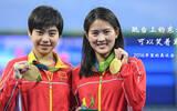 第7金!陈若琳/刘蕙瑕双人10米台夺冠