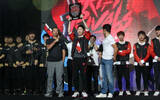 LOL洲际赛中国LPL获胜 台湾网友有点不开心