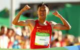 20公里竞走-王镇、蔡泽林包揽金银牌