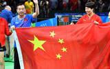 乒球女团决赛中国3-0德国 成就三连冠