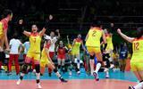 中国女排3-1塞尔维亚 12年后重回巅峰