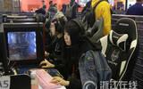 女选手、黑科技 VR等可穿戴装备让游戏更好玩