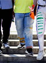 男装周潮人街拍 99%的男生都在穿它……
