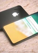 iPhone 8黑白双色渲染图亮相 颜值在线