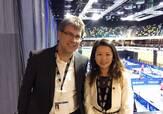 专访国际乒联主席:盼中国加强和世界交流 开放资源
