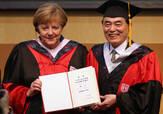 默克尔的南京大学名誉博士含金量有多高?