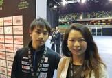 专访日本乒乓名将丹羽孝希:接近中国队水平很困难