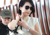 47岁俞飞鸿现身冻龄满分 不加修饰仍然肤白貌美
