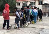 这群大山里的孩子们,即将拥有一个正规的五人制足球场!