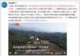"""生命之声:深圳首条野生动物保护""""生态廊道""""完工"""