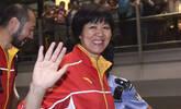 中国女排凯旋 球迷热情挤爆机场