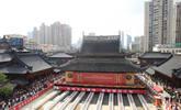 厉害!上海玉佛寺大殿6天行走30.66米