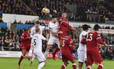 范迪克失误 利物浦0-1爆冷输球