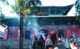河南古寺每年这天准时下雨