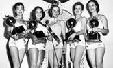 揭秘1952年世界环球小姐选美大赛 看完惊呆了