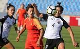 宋端2球王霜破门 中国4-0泰国