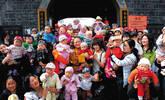 108罗汉娃早期视频回放:罗汉娃的集体生日会